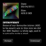 Radio Soulwax, the iPhone app