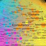 Mapping London's social media community